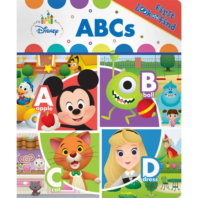 Disney Baby: ABCs Book
