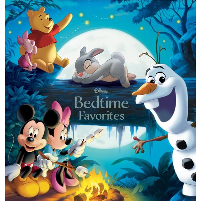 Disney Bedtime Favorites Book