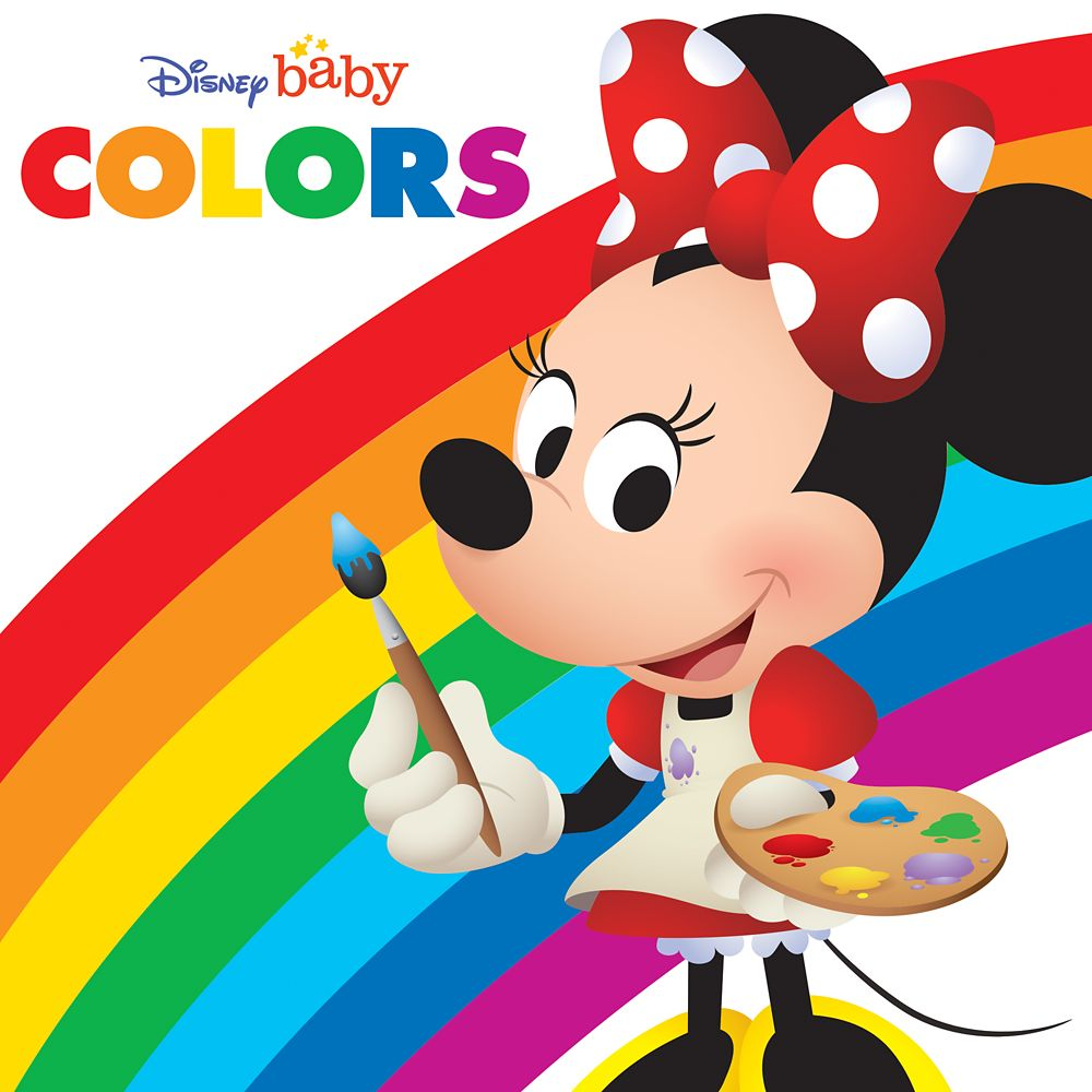Disney Baby: Colors Book