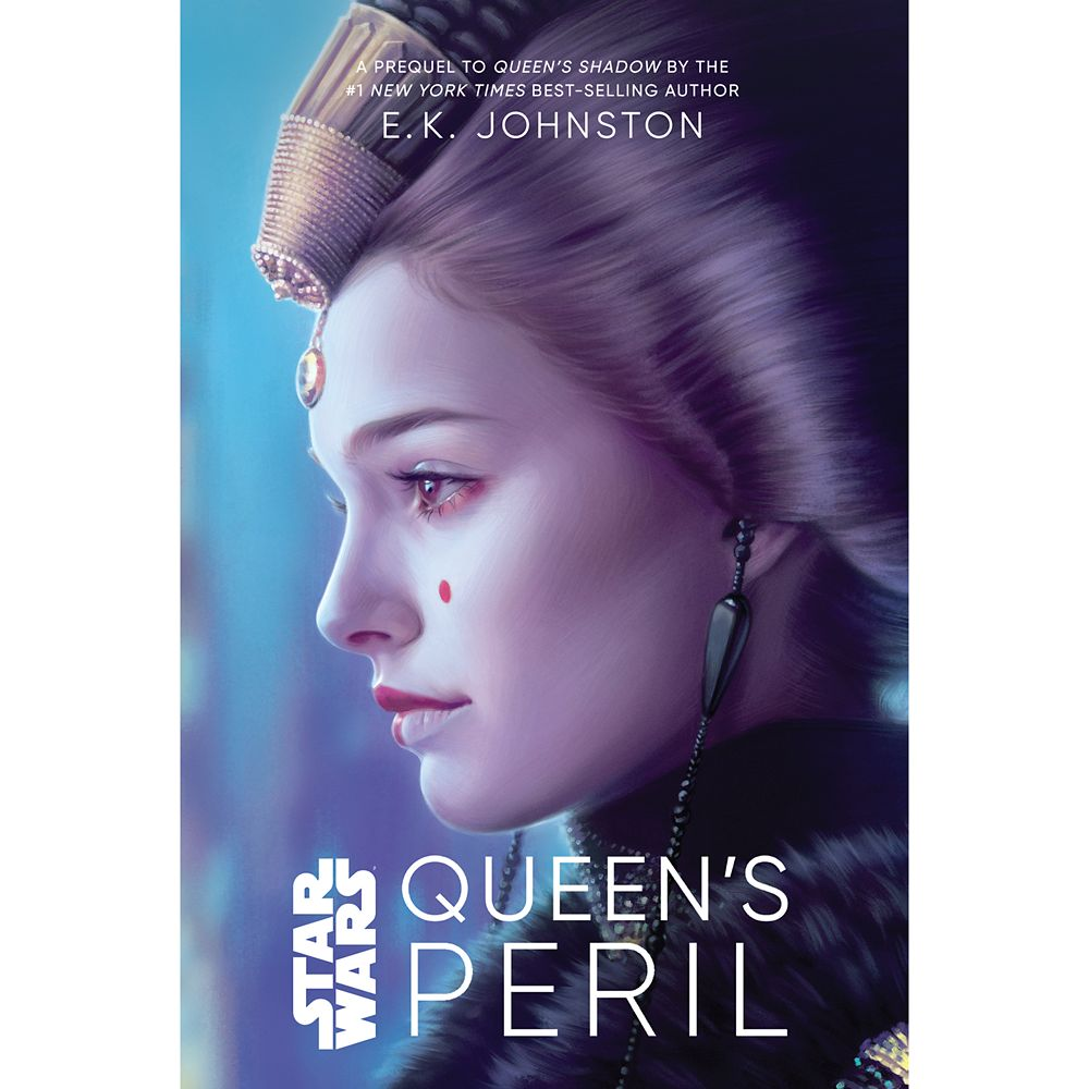 Star Wars: Queen's Peril Book