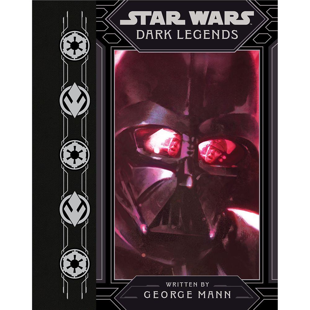 Star Wars: Dark Legends Book
