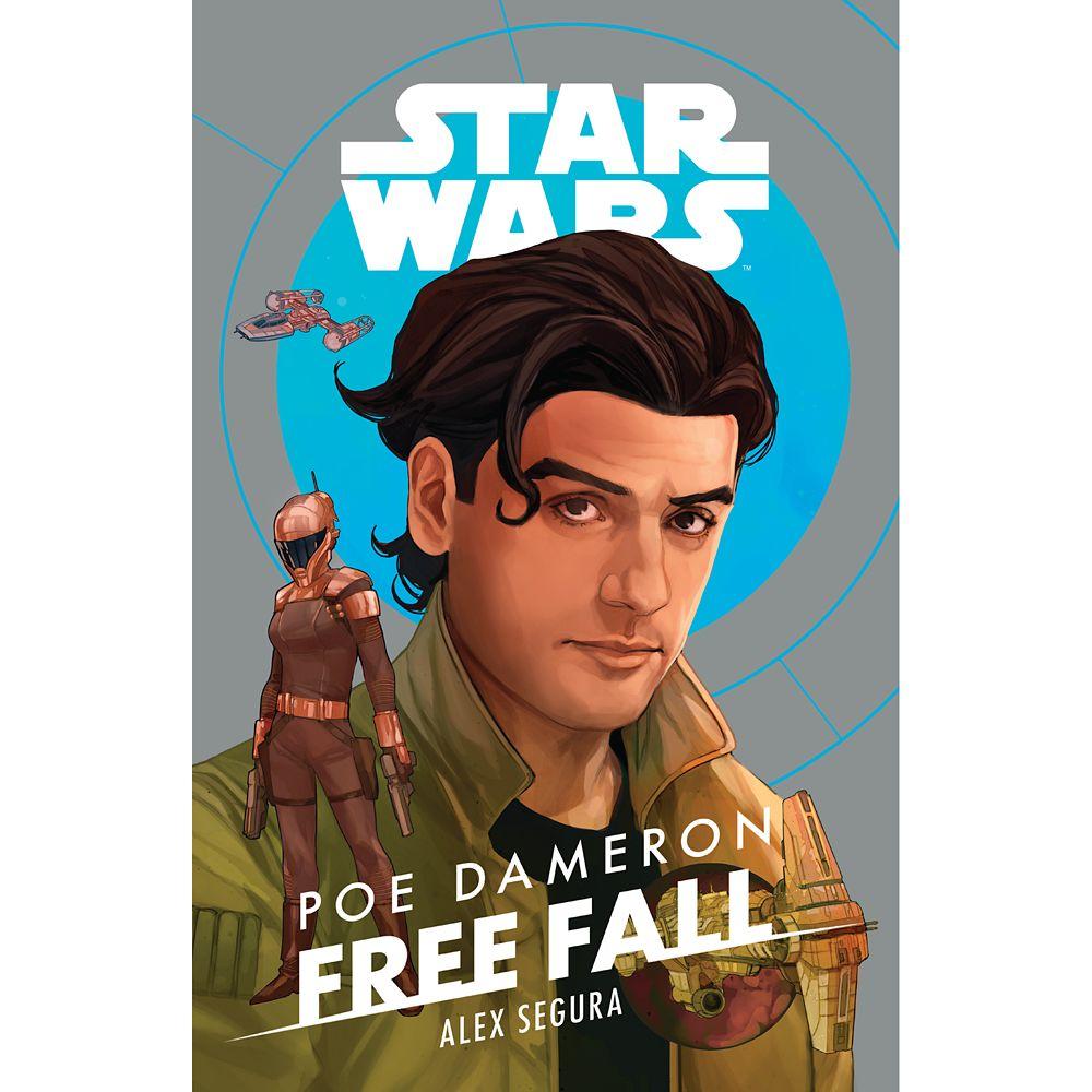 Star Wars: Poe Dameron: Free Fall Book