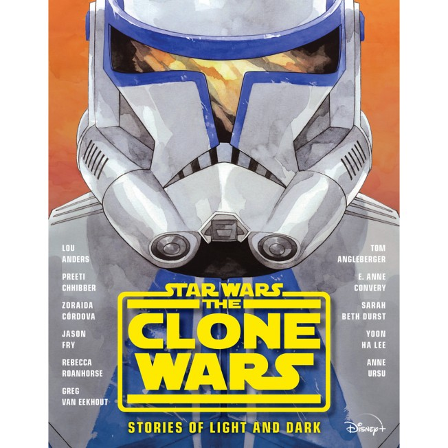 Star Wars The Clone Wars: Stories of Light and Dark Book