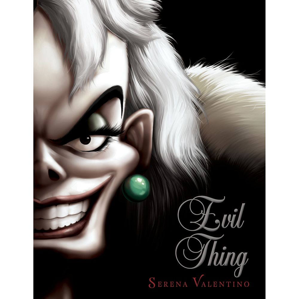 Evil Thing Book – 101 Dalmatians