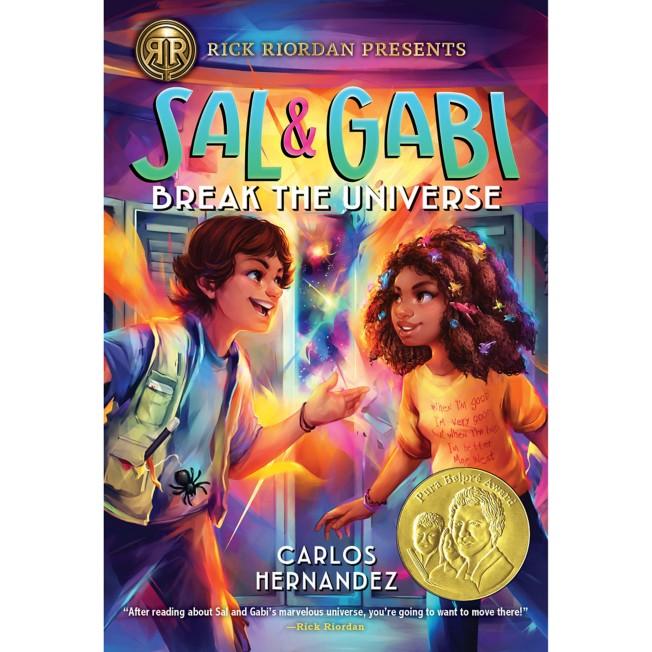 Sal and Gabi Break the Universe Book