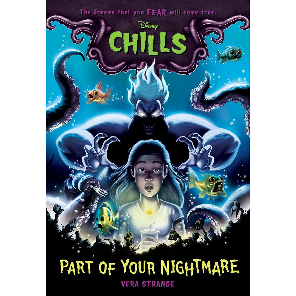 Part of Your Nightmare – Disney Chills, Book One