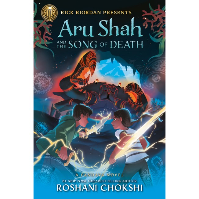 Aru Shah and the Song of Death Book