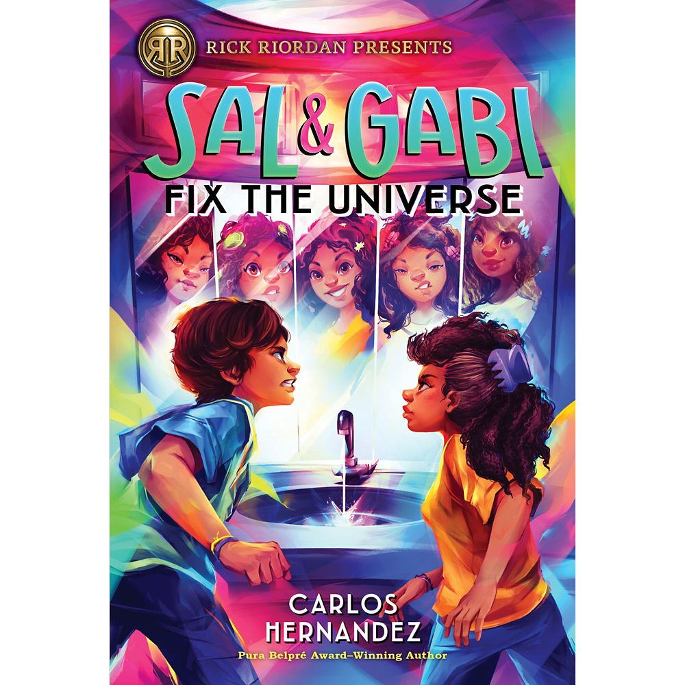 Sal and Gabi Fix the Universe Book