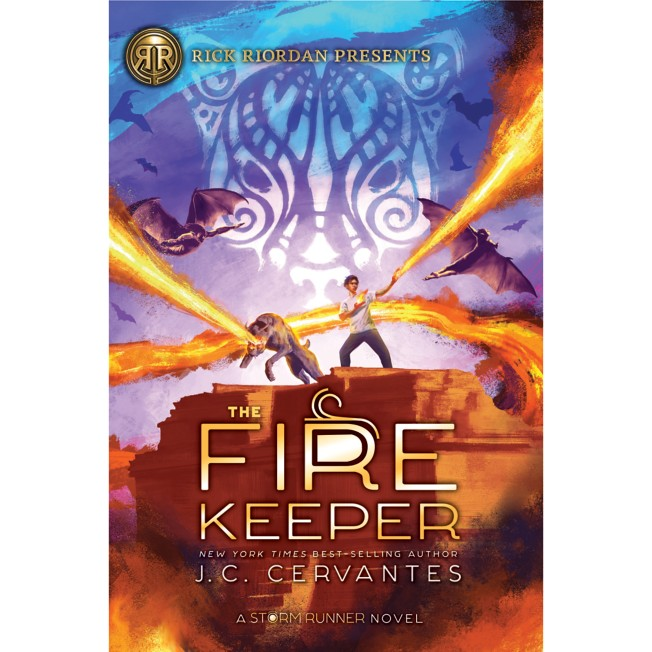 The Fire Keeper Book