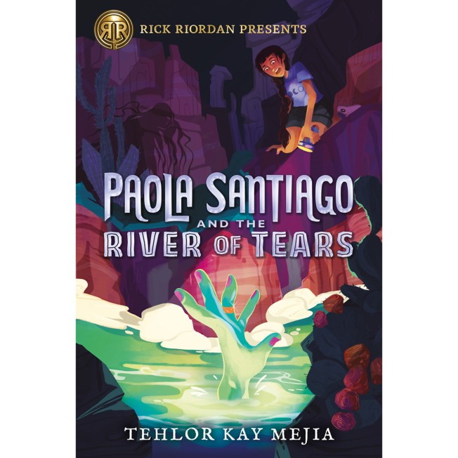 Paola Santiago and the River of Tears Book