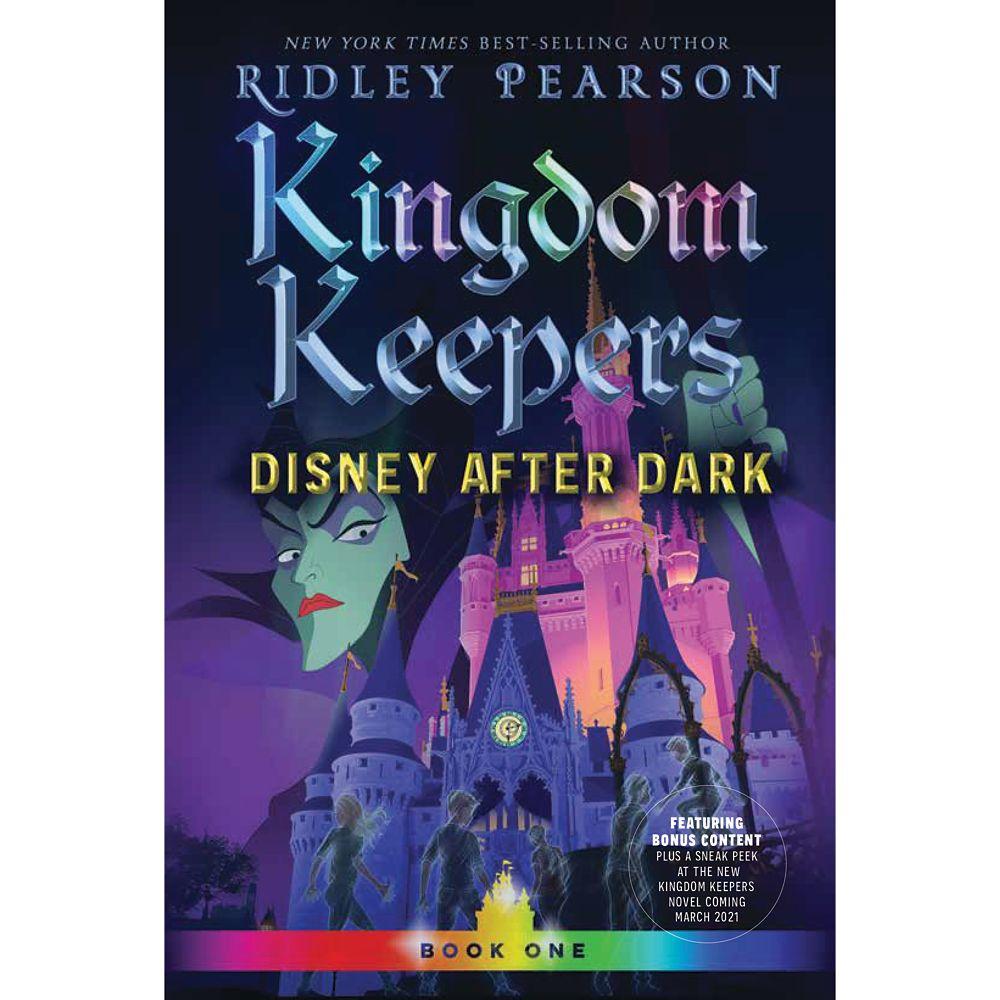Kingdom Keepers: Disney After Dark Book