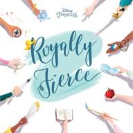 Disney Princess Royally Fierce Book
