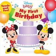 Disney Baby My First Birthday Book