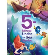 Under the Sea 5-Minute Stories Book