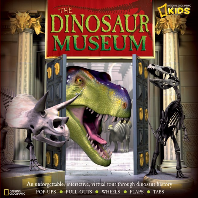 The Dinosaur Museum Book – National Geographic