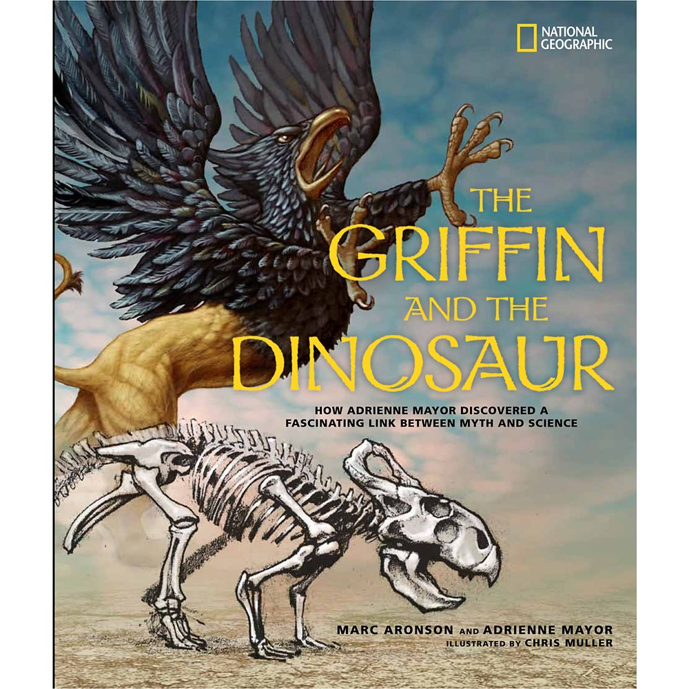 The Griffin and the Dinosaur Book – National Geographic