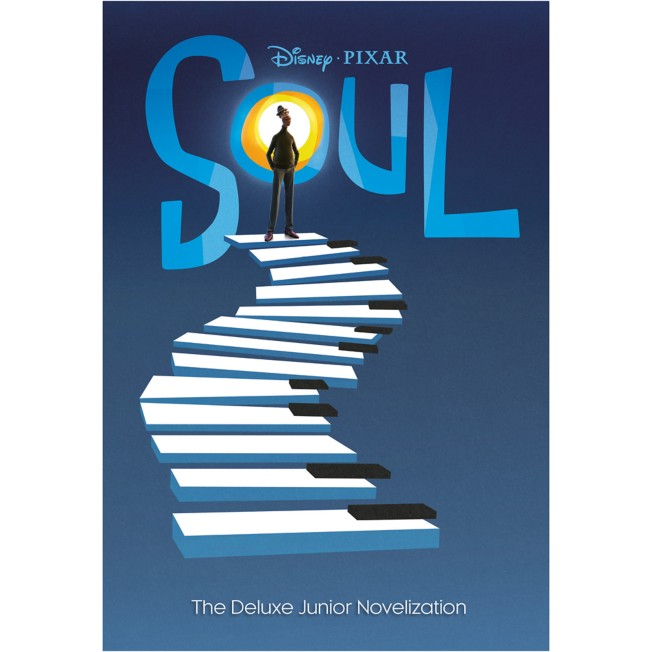 Soul: the Deluxe Junior Novelization Book