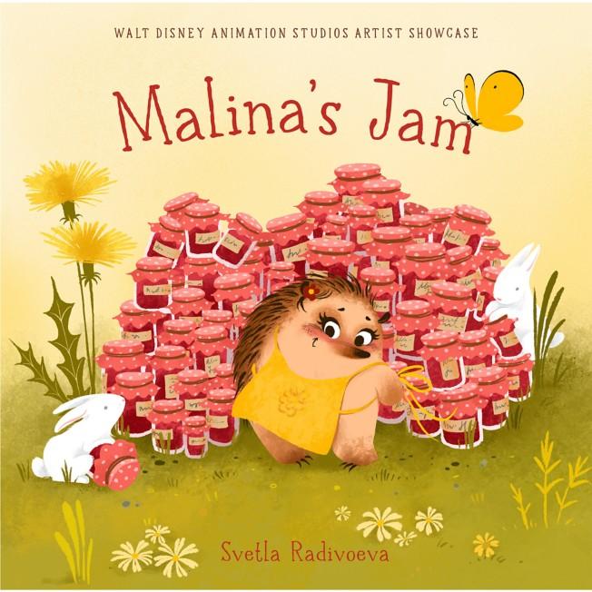 Malina's Jam Book