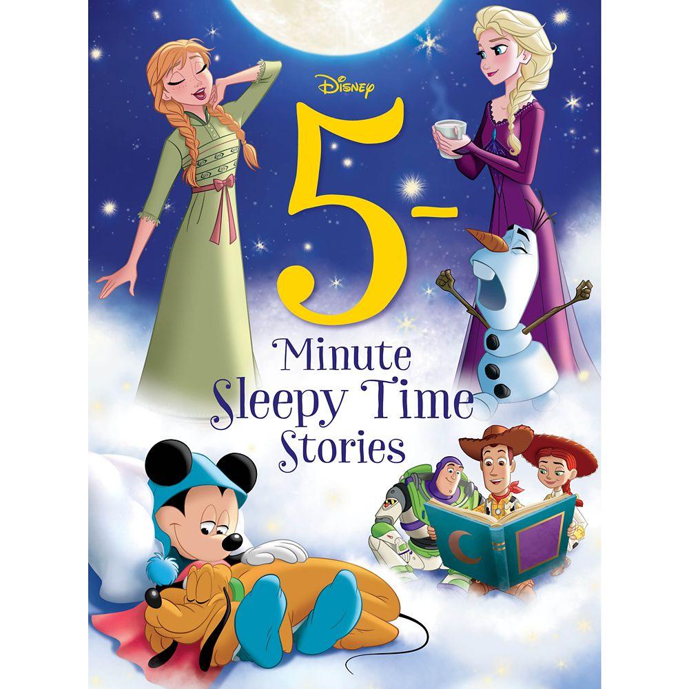 Sleepy Time 5-Minute Stories Book