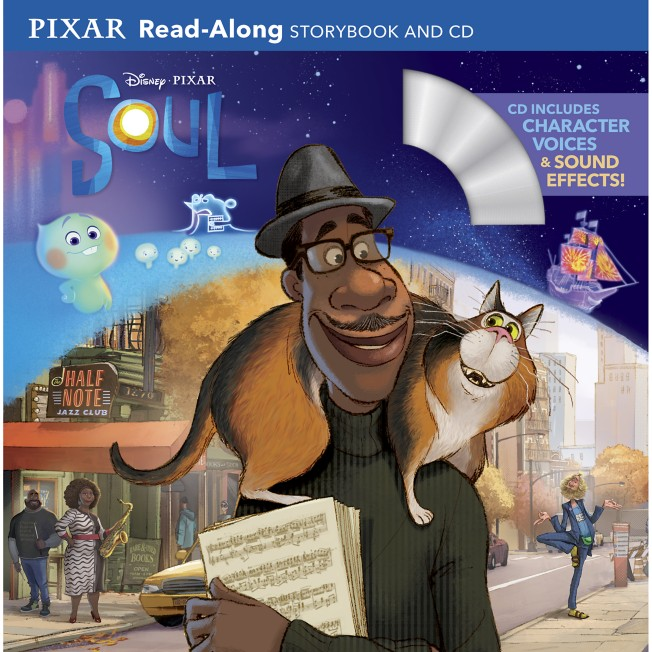 Soul Read-Along Storybook and CD