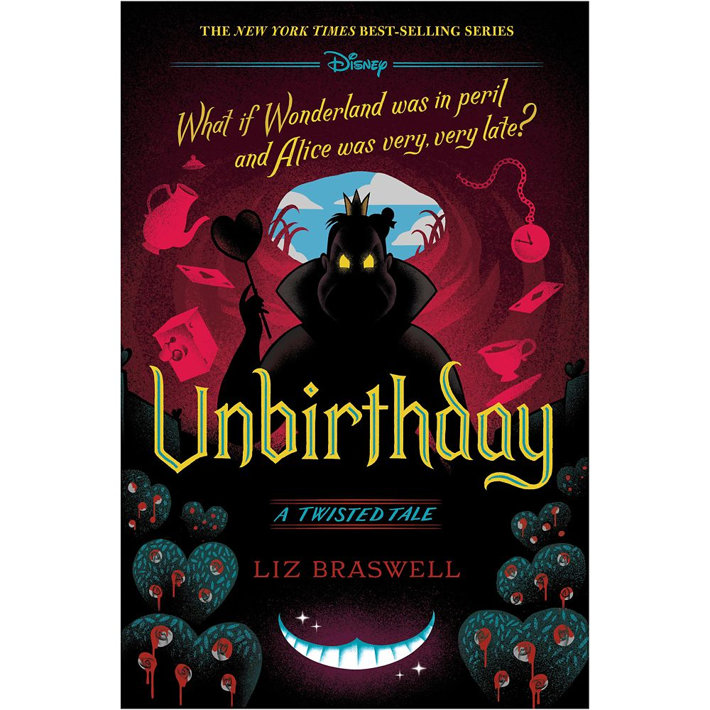 Unbirthday: A Twisted Tale Book