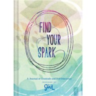 Find Your Spark: A Journal of Gratitude and Self-Discovery Inspired by Disney and Pixar's Soul