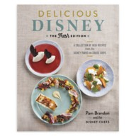 Delicious Disney: The Fresh Edition Book