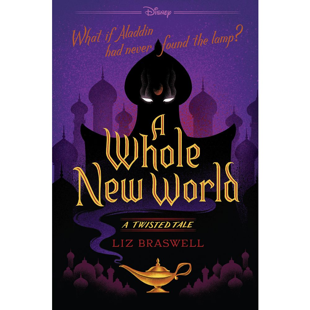 A Whole New World: A Twisted Tale Book