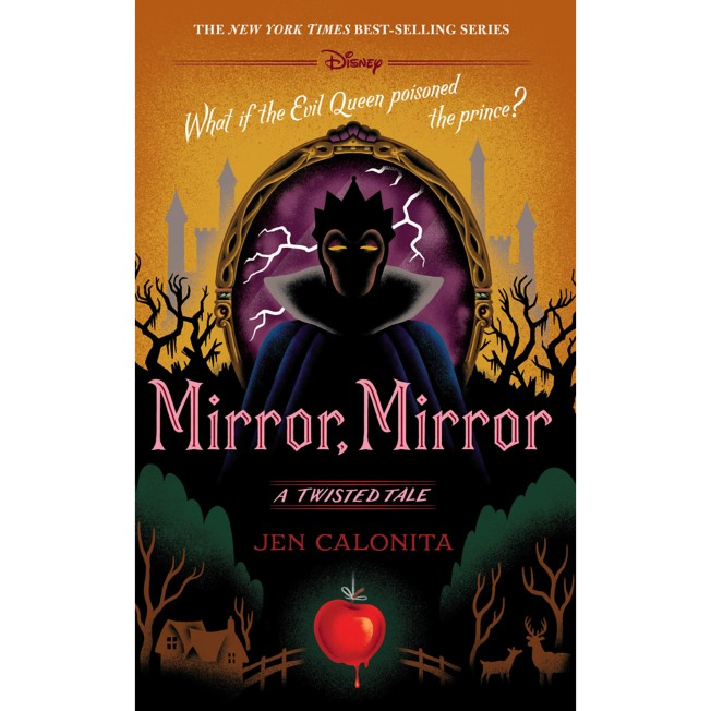 Mirror, Mirror: A Twisted Tale Book