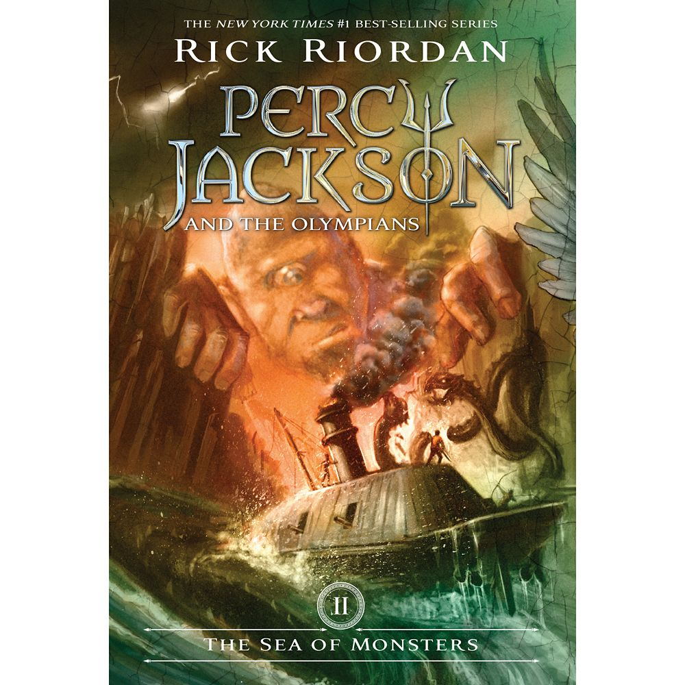 Percy Jackson & the Olympians Book Two: The Sea of Monsters