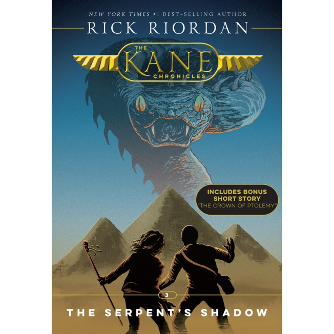 The Kane Chronicles Book Three: The Serpent's Shadow