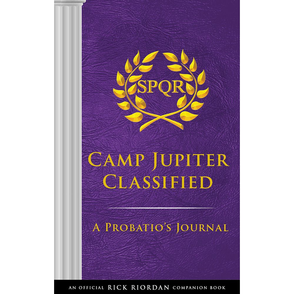 The Trials of Apollo Camp Jupiter Classified: A Probatio's Journal Book