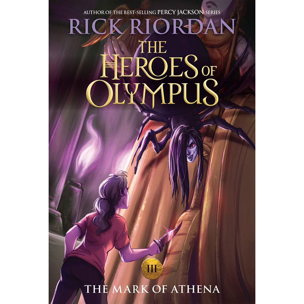 The Heroes of Olympus Book Three: The Mark of Athena