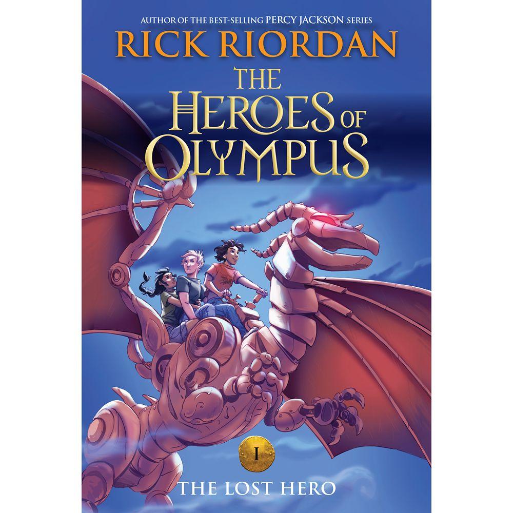 The Heroes of Olympus Book One: The Lost Hero