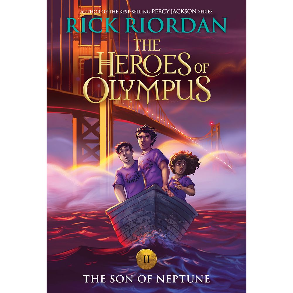 The Heroes of Olympus Book Two: The Son of Neptune