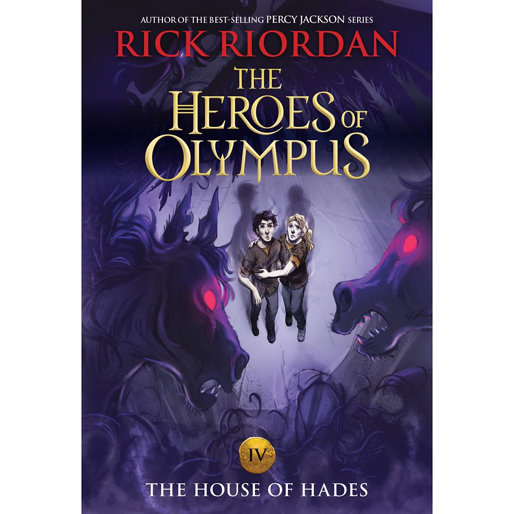 The Heroes of Olympus Book Four: The House of Hades