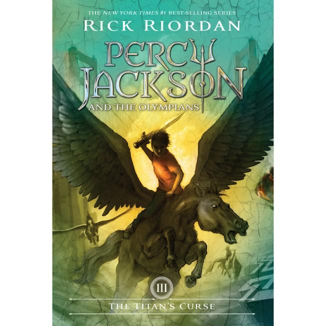 Percy Jackson & the Olympians Book Three: The Titan's Curse