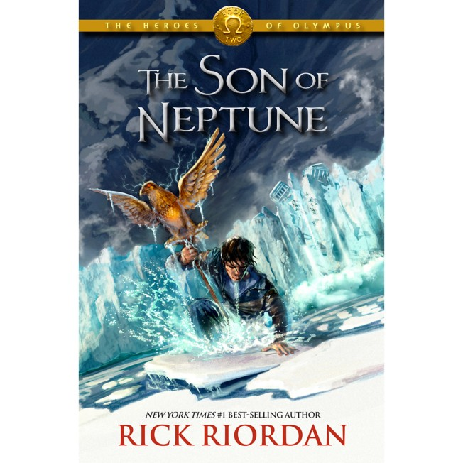 The Heroes of Olympus Book Two: The Son of Neptune – Hardcover