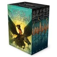 Percy Jackson & the Olympians Hardcover Box Set