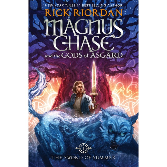 Magnus Chase and the Gods of Asgard Book One: The Sword of Summer
