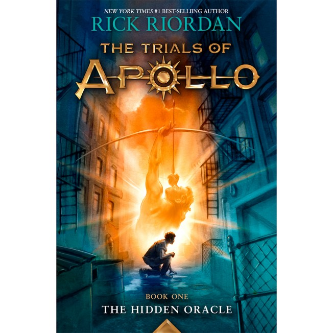 Trials of Apollo, Book One: The Hidden Oracle
