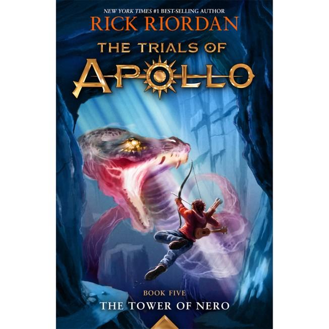 Trials of Apollo, Book Five: The Tower of Nero