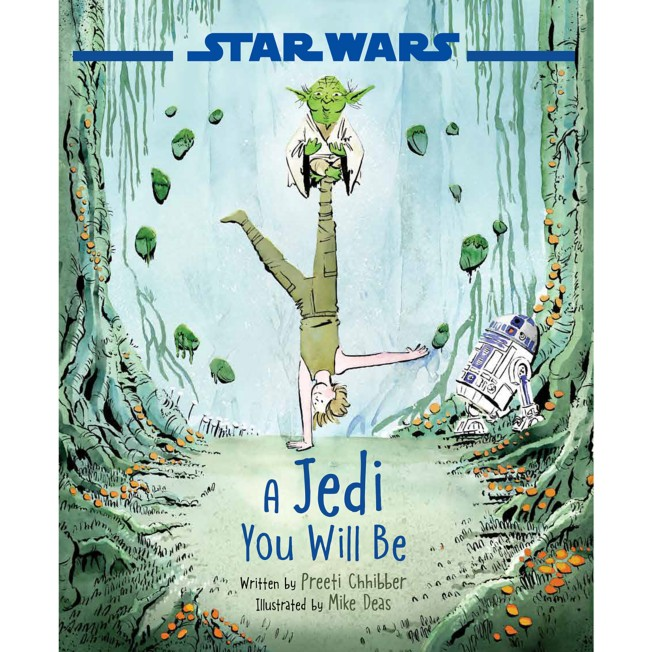 A Jedi You Will Be Book – Star Wars