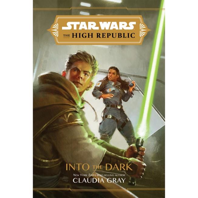 Star Wars The High Republic: Into the Dark Book
