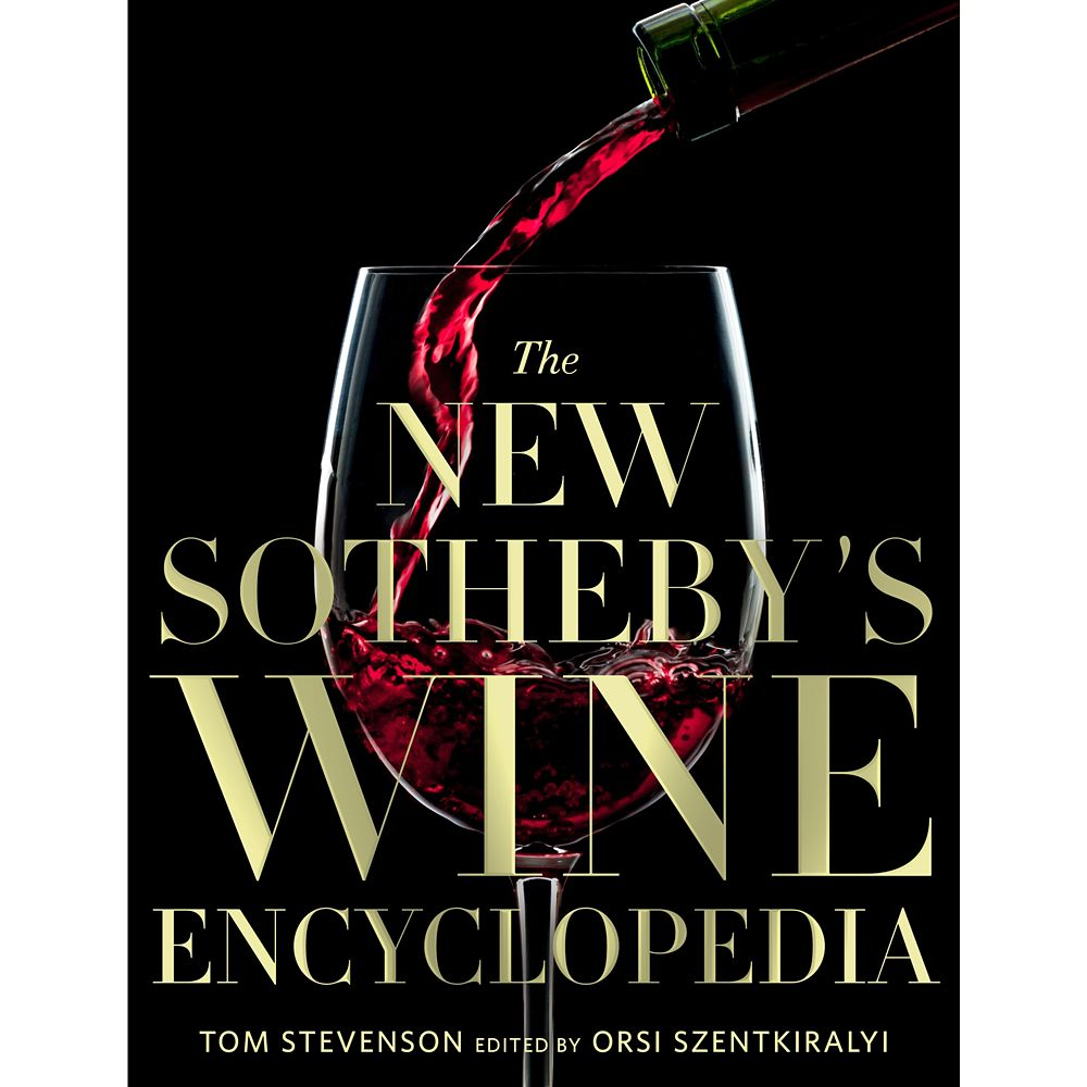 The New Sotheby's Wine Encyclopedia Book