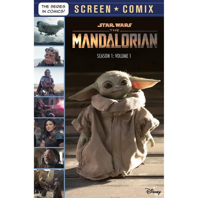 Star Wars: The Mandalorian: Season 1: Volume 1 Screen Comix Book