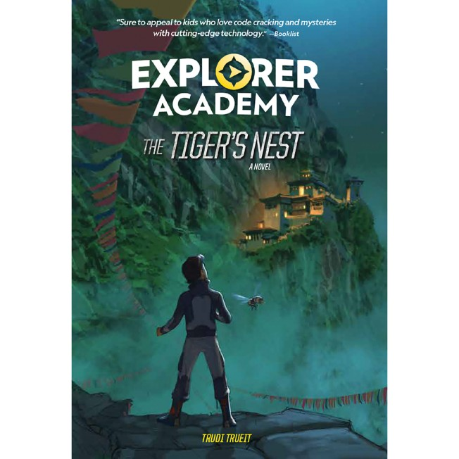 Explorer Academy: The Tiger's Nest – A Novel