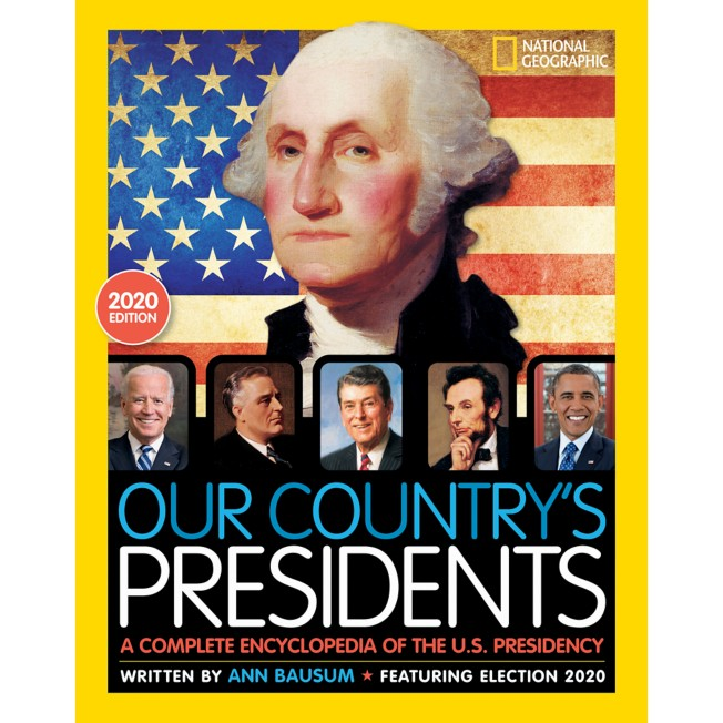 Our Country's Presidents Book – National Geographic