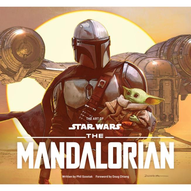The Art of Star Wars: The Mandalorian Book