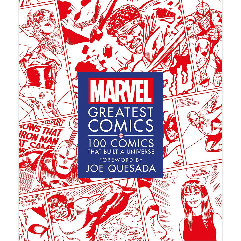 Marvel Greatest Comics: 100 Comics That Built a Universe Book